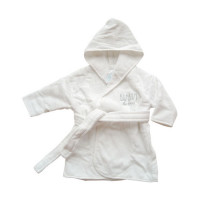 BamBam Bathrobe Silver mt 62-68