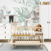 Bopita Indy Babykamer Wit / Naturel