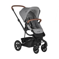 Easywalker Harvey² Kinderwagen Exclusive Grey