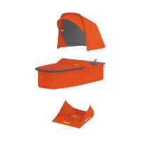 Greentom Upp Wiegbekleding Orange