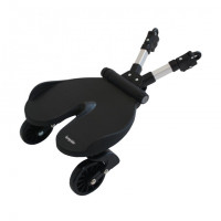 Happy Baby Bumprider Ride-On-Board Black