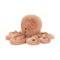 Jellycat Odell Octopus Little Knuffel