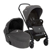 Joie Chrome DLX Kinderwagen Pack Pavement