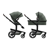 Joolz Day+ Kinderwagen 2-in-1 Special Magnificant Green