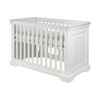 Kidsmill Chateau Babybed Wit  70 x 140 cm
