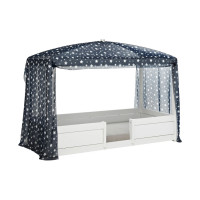 Life Time Voile Blue Star Voor 4in1 Bed