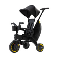 Doona Liki Trike Special Edition Driewieler Just Black