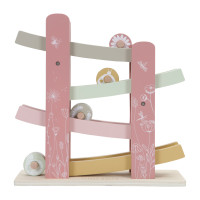 Little Dutch Houten Autobaan Pink