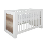 Kidsmill Long Island Babybed Wit 70 x 140 cm