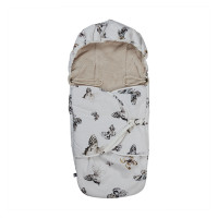 Mies & Co Fika Butterfly Voetenzak Offwhite 0-12 Mnd