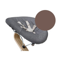 Nomi Baby Relax Coffee - Dark Grey / Sand