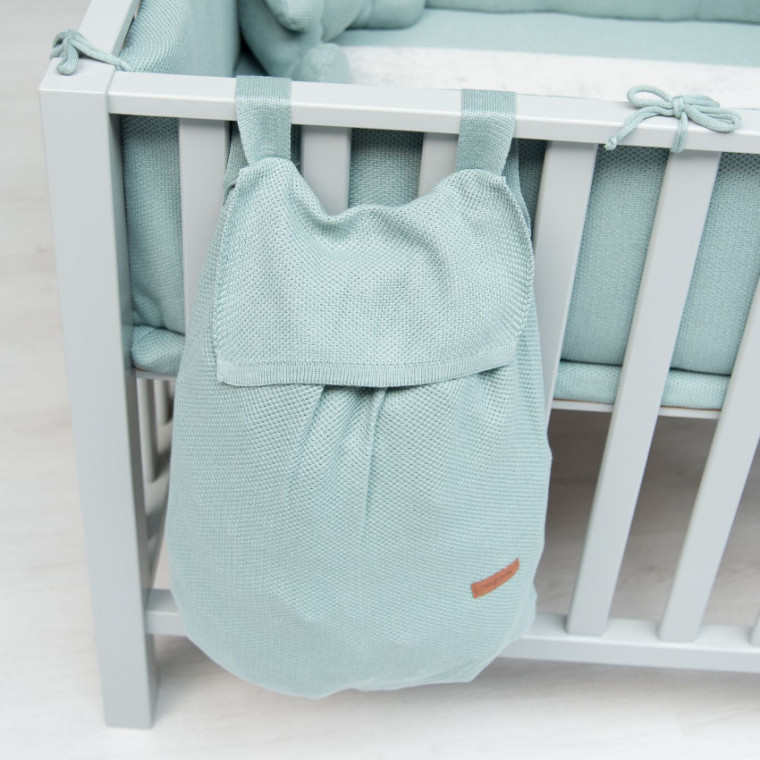 Baby's Only Opbergzak Classic Stone Green
