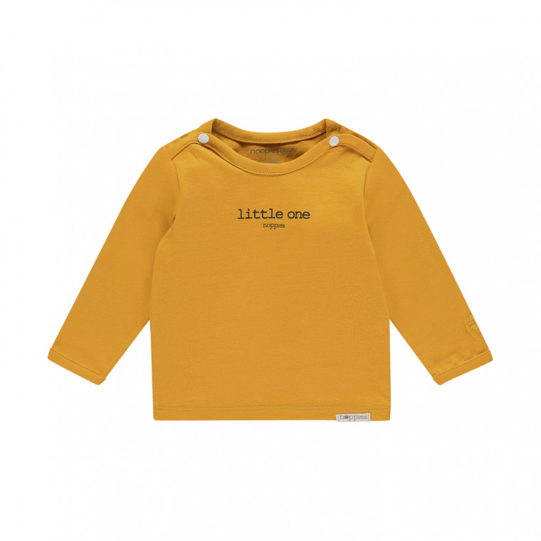 Noppies Hester Longsleeve Honey Yellow Mt. 56