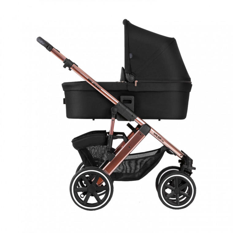 ABC Design Salsa 4 Air 2-in-1 Kinderwagen Diamond Rose Gold