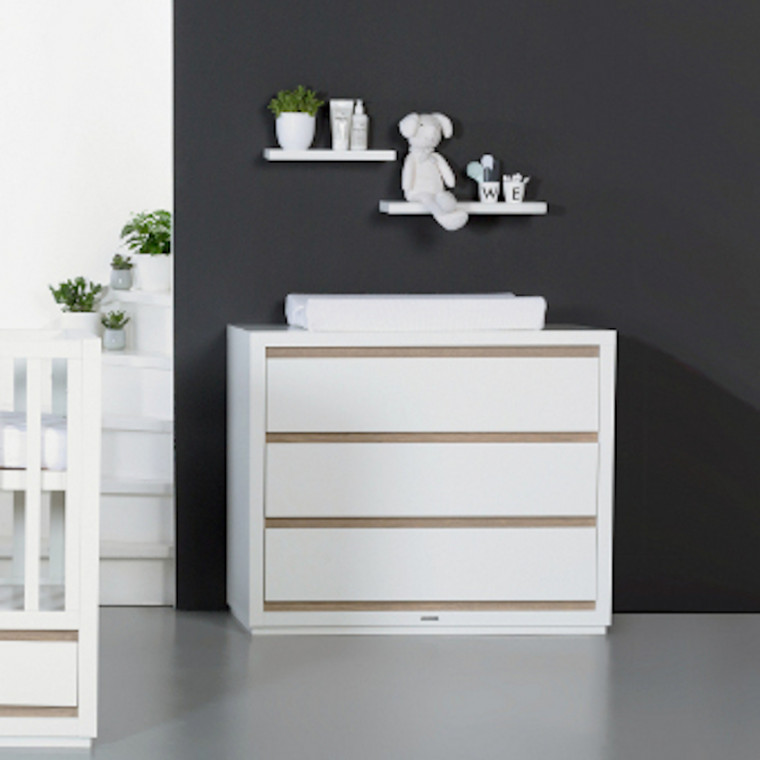 Kidsmill Accent Commode Wit