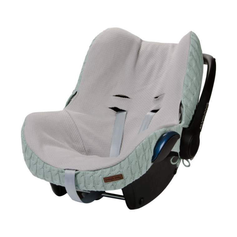 Baby's Only Autostoelhoes Maxi-Cosi Kabel Mint