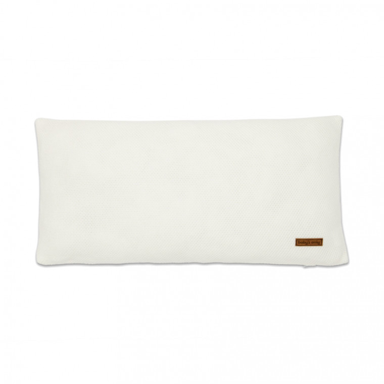 Baby's Only Kussen Classic Wolwit 60 x 30 cm