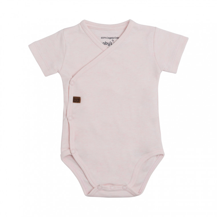 Baby's Only Melange Romper Classic Roze Mt. 62