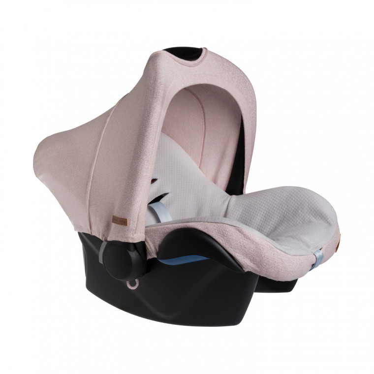 Baby's Only Sparkle Autostoelhoes Maxi-Cosi Zilver / Roze Mêlee