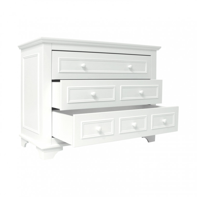 Bopita Charlotte Commode Wit