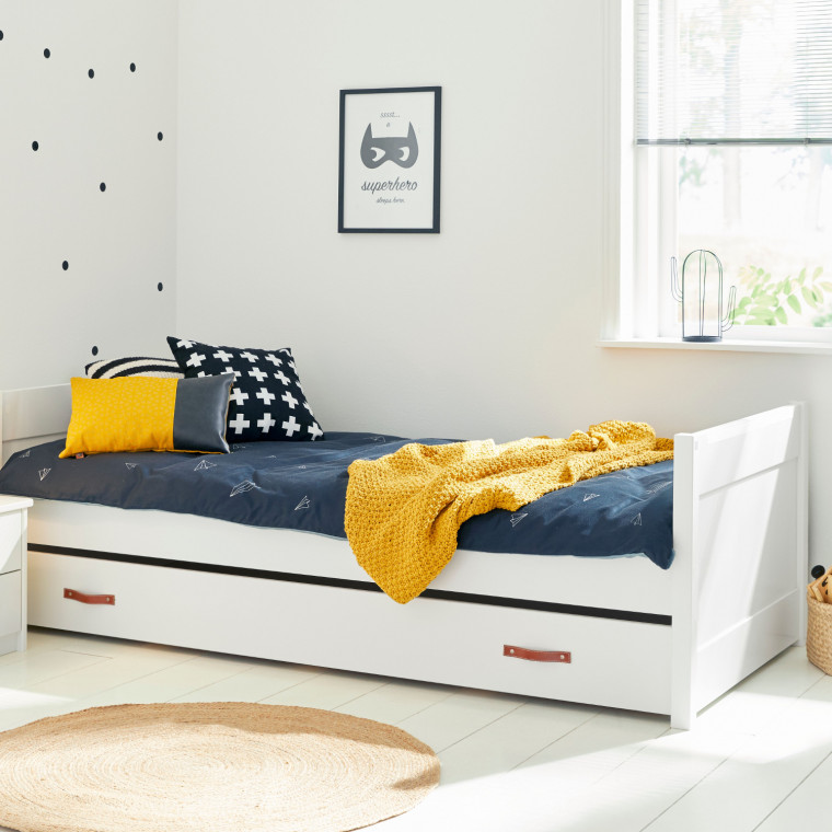 Cool Kids Bed Wit 90 x 200 cm