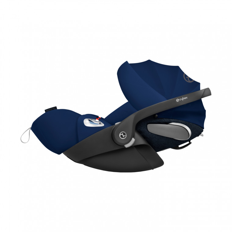 Cybex Cloud Z i-Size Sensorsafe Baby Autostoeltje Midnight Blue