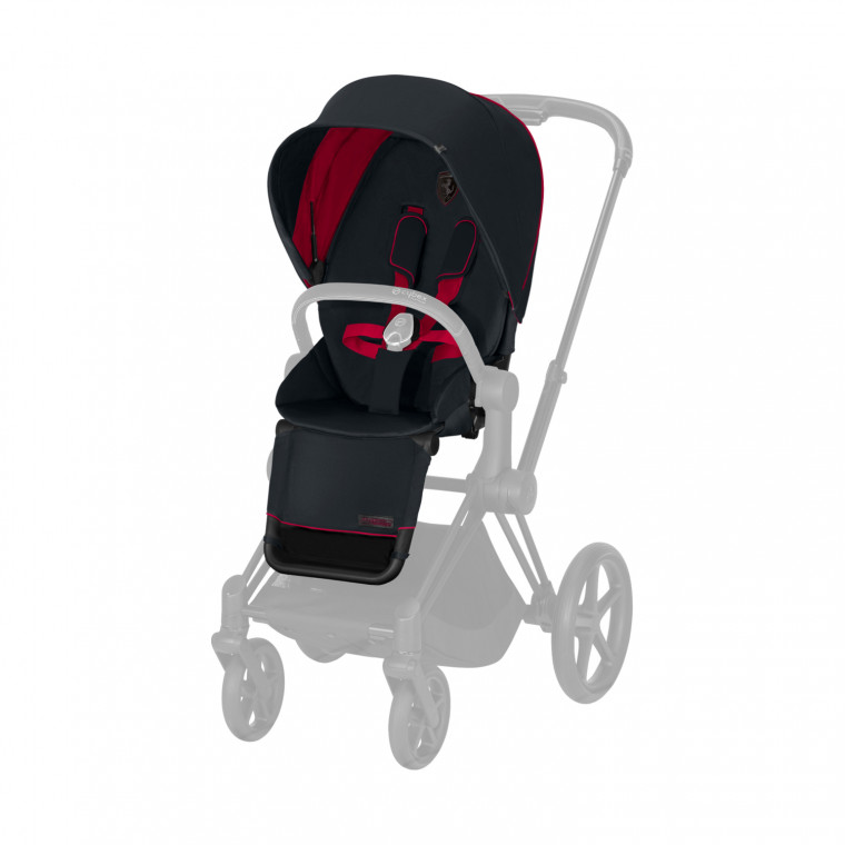 Cybex Priam Seat Pack Victory Black