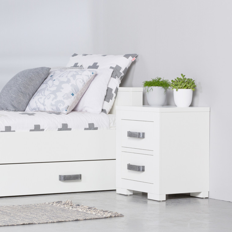 Kidsmill Brent Wit Bed 90 x 200