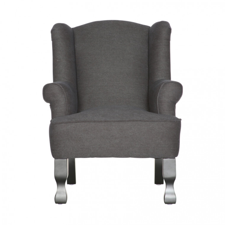Kidsmill London Kinderfauteuil Antraciet
