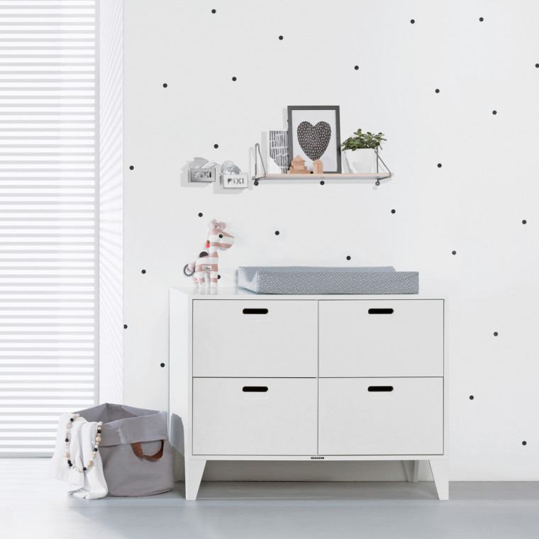 Kidsmill Nikki Commode Wit