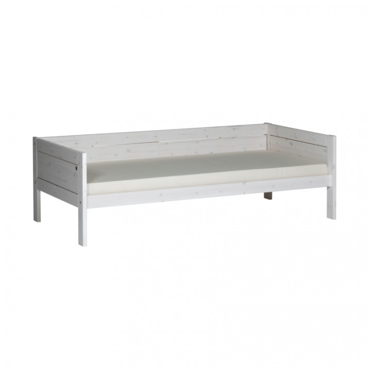 Life Time Luxe Bed  Whitewash 90 x 200 cm