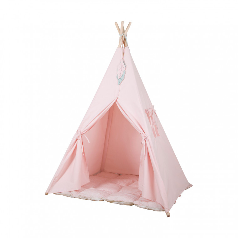 Little Dutch Tipi Tent Roze