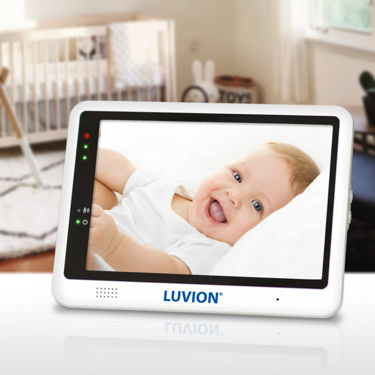 Luvion Grand Elite 3 Connect Plus Babyfoon