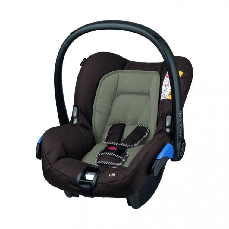 Maxi-Cosi Citi 2 Earth Brown