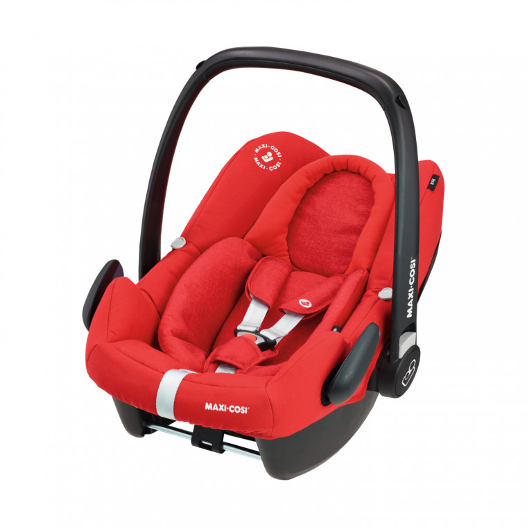 Maxi-Cosi Rock Nomad Red Baby Autostoeltje