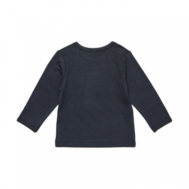 Noppies Hester Longsleeve Charcoal Mt. 68