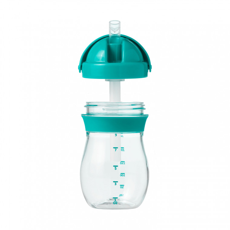 Oxo Tot Transitions Grote Rietjesbeker 250 Ml Teal