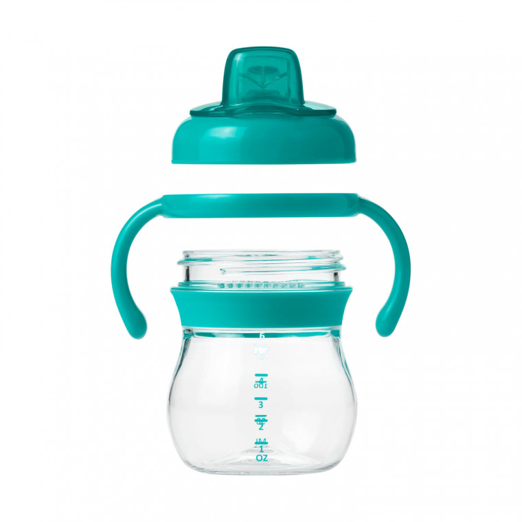 OXO Tot Transitions Zachte Tuitbeker Teal