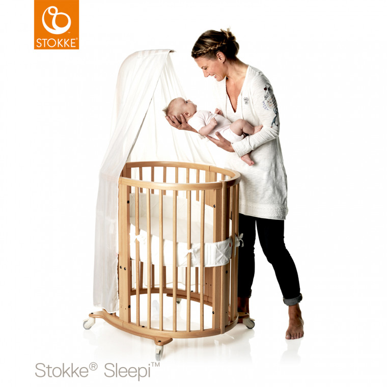 Stokke Sleepi Mini Naturel