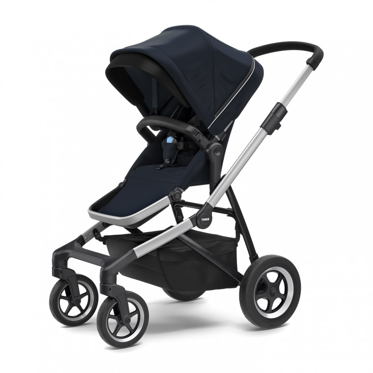Thule Sleek Kinderwagen Navy Blue