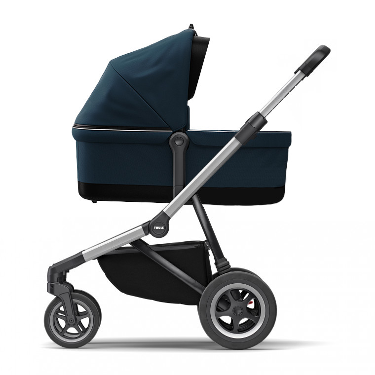 Thule Sleek Kinderwagen Navy Blue Pack