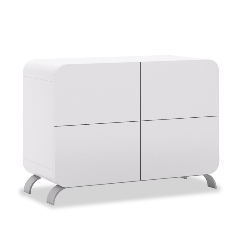 Alondra Commode Kurve Blanco