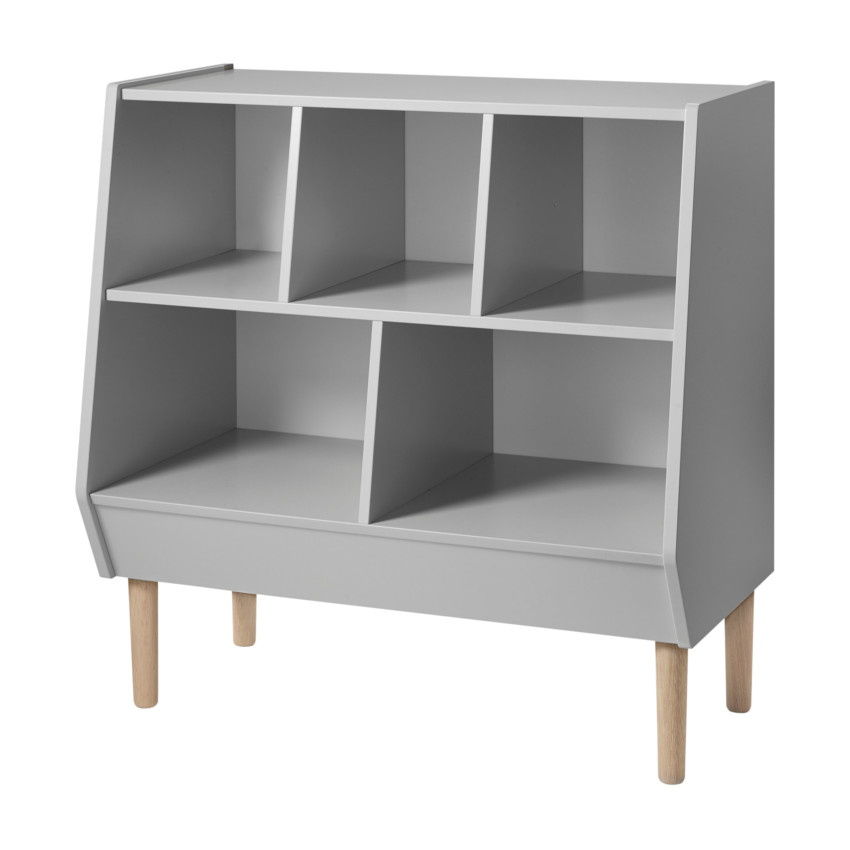 Done By Deer Commode Grey