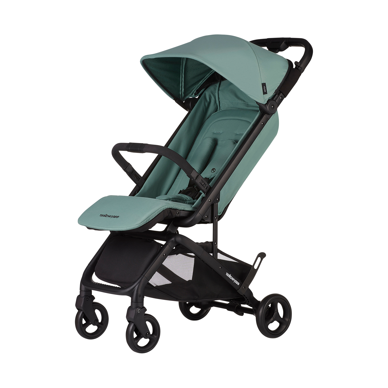 Easywalker Miley Buggy Coral Green