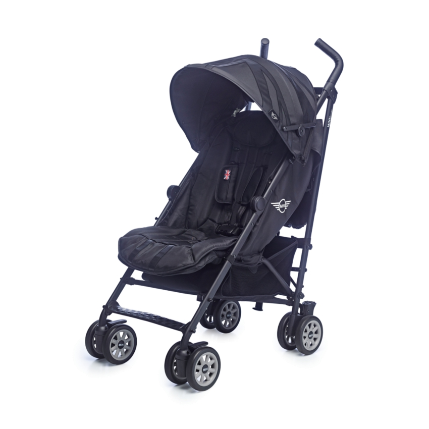 Easywalker Mini Buggy Midnight Jack