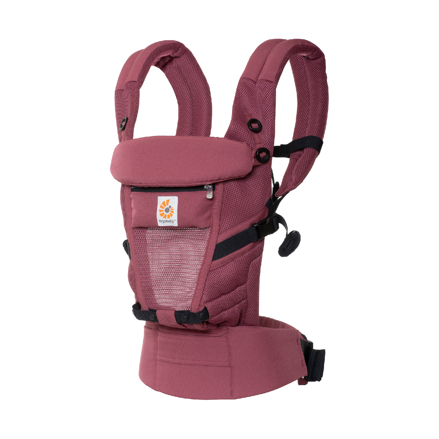 Ergobaby Adapt Cool Air Mesh Draagzak Plum