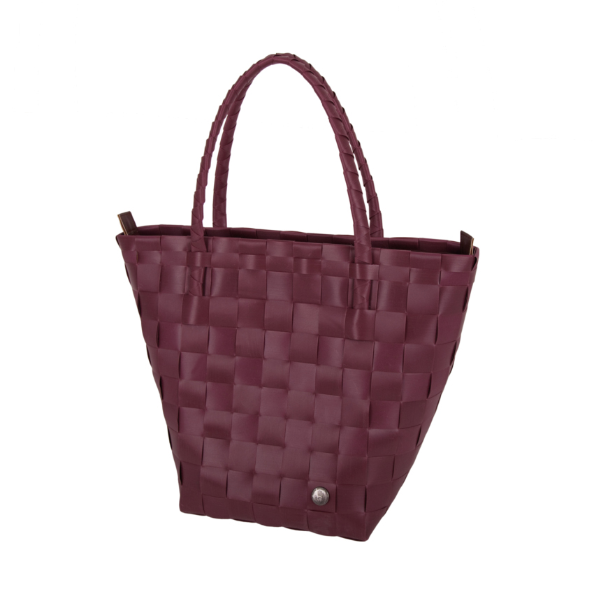Handed By Tas Marsala Red