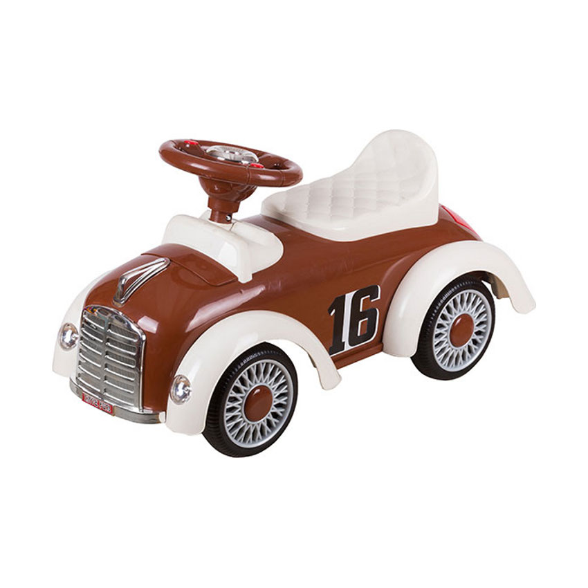 Happy Baby Hot Rod Brown Loopauto