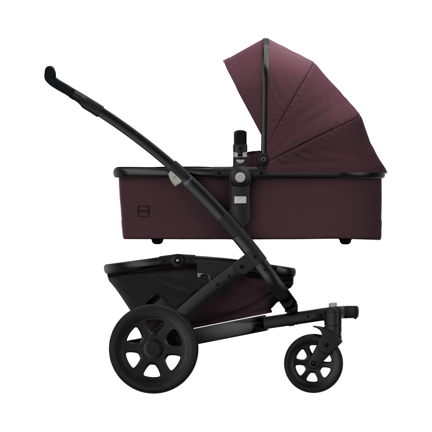 Joolz Geo² Kinderwagen 2-in-1 Epic Maroon