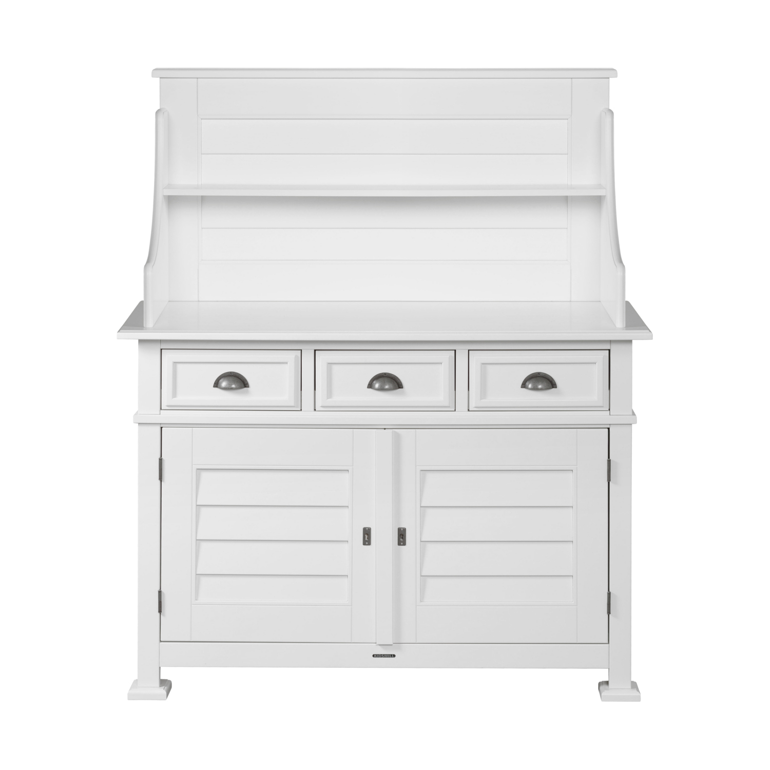 Kidsmill Bateau Commode Incl. Opzet Pure White